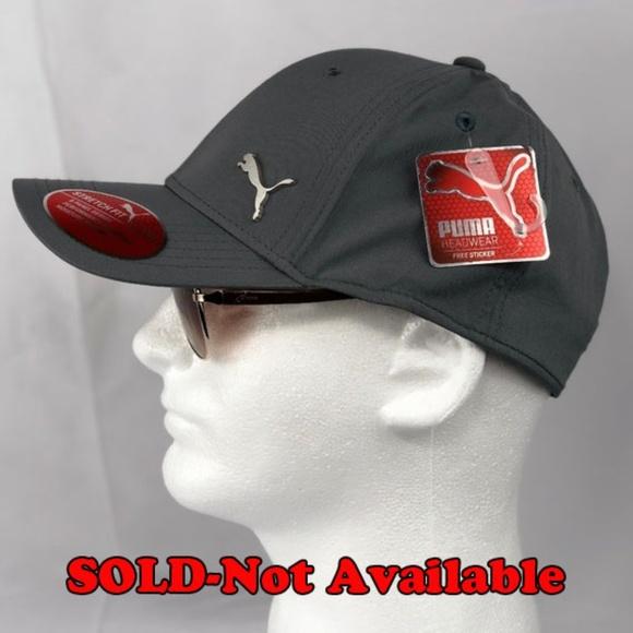 d4af62814250a 😍SOLD😍Puma Evercat Dillon Stretch Fit Cap
